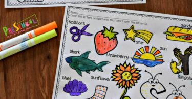 alphabet-coloring
