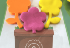 This is such a fun flower math activities for preschoolers to practice counting 1-10