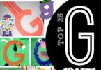 TOP 25 Letter G Craft - so many super cute alphabet crafts. These letter g crafts are perfect for toddler, preschool, prek, and kindergarten age kids #preschool #alphabetcrafts #letterg