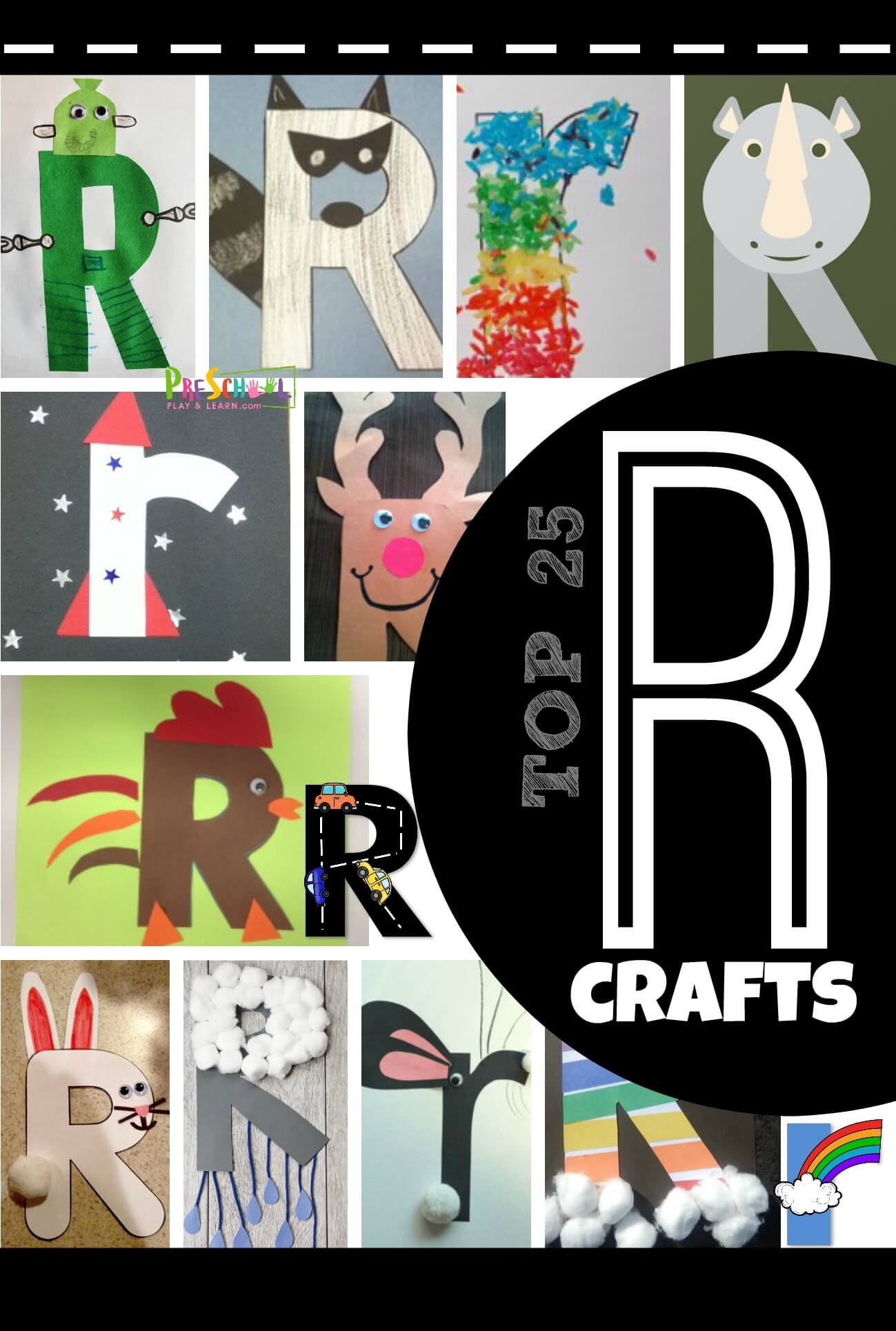 Top 25 Letter R Crafts Preschool