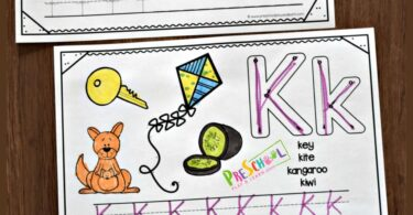 Tracing Letters Free alphabet worksheets