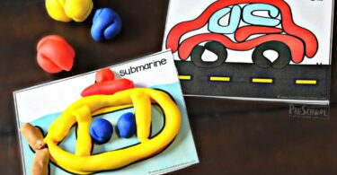 Super cute, fun, hands on transportation activities for preschoolers