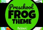 Preschool Frog theme - this super cute preschool theme is perfect for spring or summer and is filled with frog crafts, kids activities, math games, literacy activities, and free printables #preschool #themes #preschoolthemes