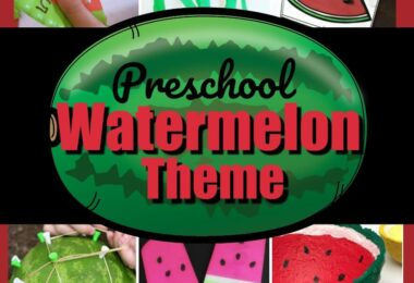 Over 40 clever ideas for your watermelon theme