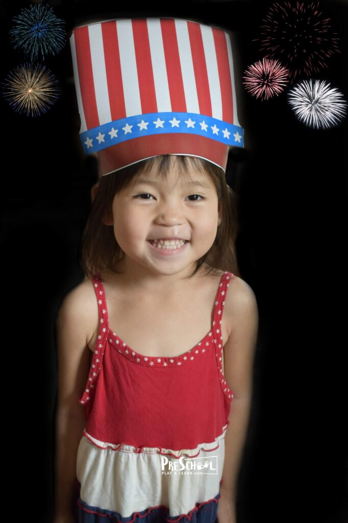 4th of July Hats for Kids