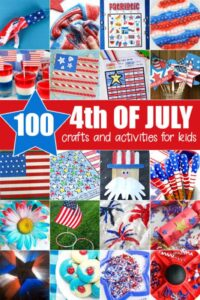 Over 100 fun 4th of july crafts for kids