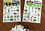 This is such a fun, LOW prep First Day of School Activities for kids of all ages!