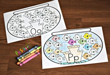 This is such a fun, NO PREP ABC game for young learners.