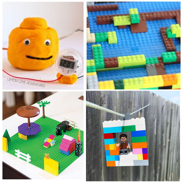 Lego Education makes STEM fun