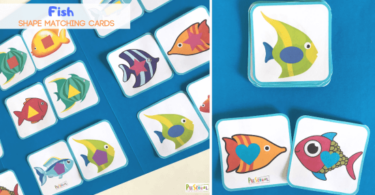 free printable matching game for kids