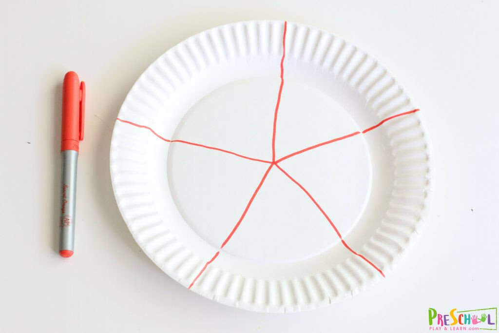 paper plate activity