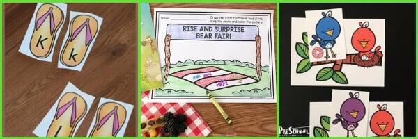 picnic literacy