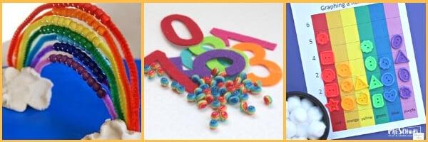 rainbow math