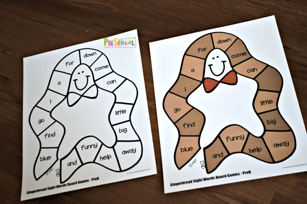 Fun, educational gingerbread activities for kids