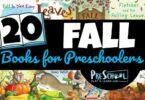 preschool fall books