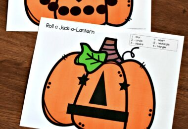super cute free printable halloween game for kids of all ages