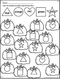 thanksgiving-shape-worksheets