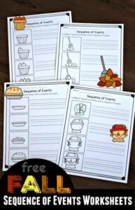 Free Farm Sequencing Cards