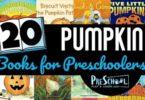 pumpkin books for preschool