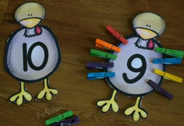 turkey math for kids