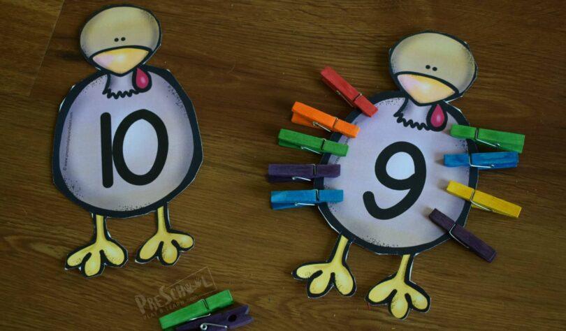 turkey math for kids
