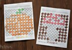 free color words printable for preschool and kindergarten in the fall