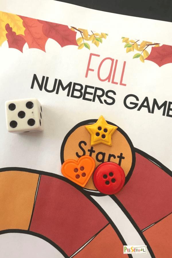 Number Games for Kids