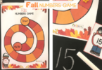 fall counting game