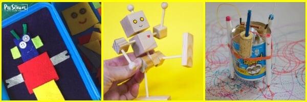 Robot Activities for Preschoolers