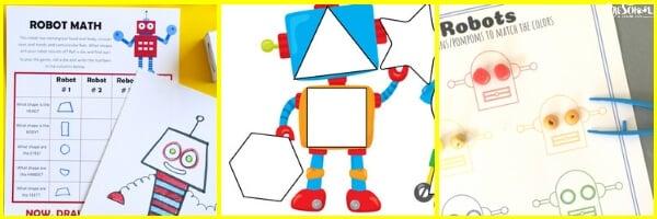 Robot Math