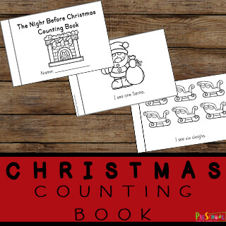 the night before christmas activity for kids