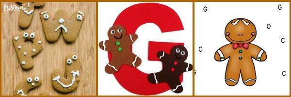 gingerread literacy activities