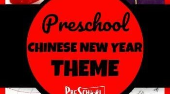 Chinese New Year Theme - kids will have fun learning about China with this super fun, hands on Preschool theme to learn about the Chinese New Year in January #preschoolthemes #chinesenewyear #prek