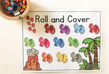 number games for preschoolers