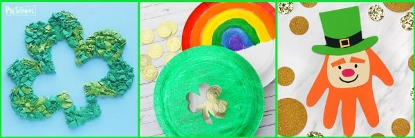 St Patrick's Day Crafts for Preschoolers