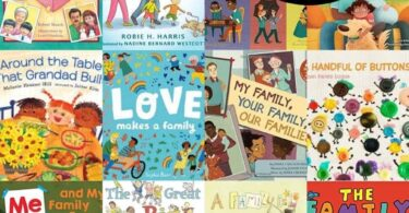 20 Family Books for Preschoolers - Help kids celebrate the important role families play in our lives with thesefabily books for preschoolers, toddlers, and kindergarteners.