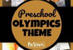 Olympics Preschool Theme - so any fun clever olympic printables, olympic activities for preschoolers, olympic crafts, math and more!
