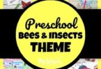 Let's learn about the tiny, yet numerous world of bugs with this Bees & Insects Preschool Theme! Children will have fun with these engaging, fascinating, and educational activities for toddlers, preschoolers, prek, and kindergartners.