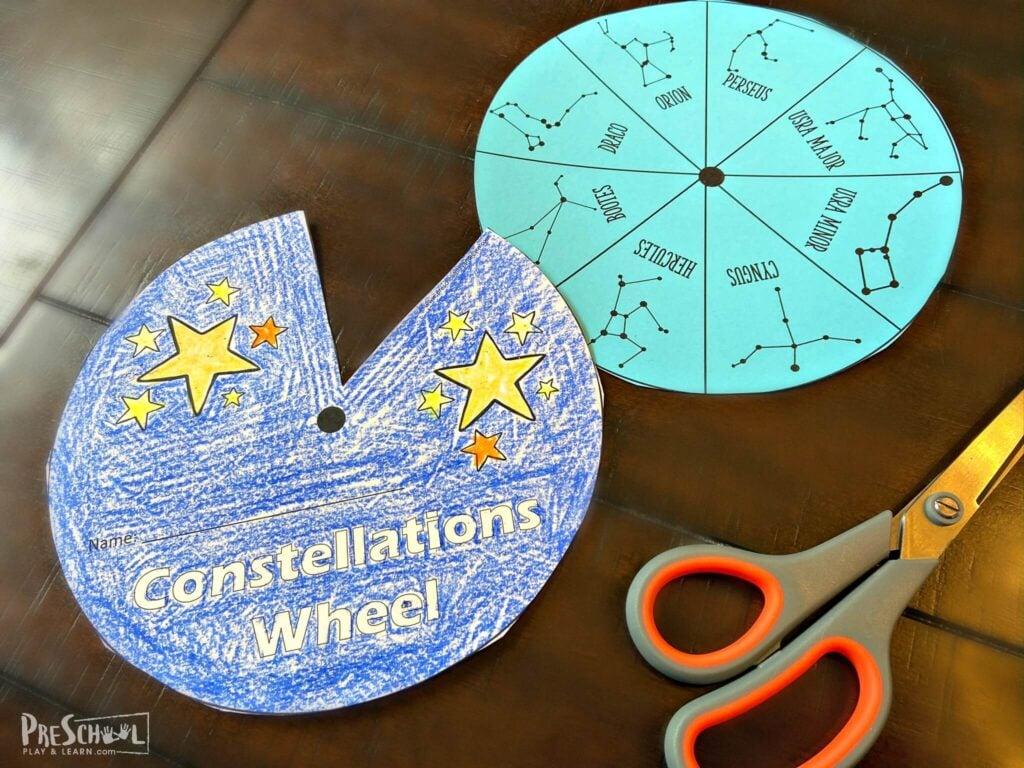 super cute, printable Star Activities for Preschoolers