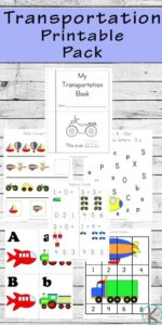 transportation-worksheets