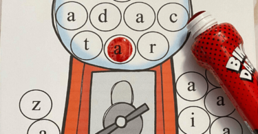 Kids will have fun working on letter recognition with these free ABC Printable worksheets for toddler, preschool, pre k, and kindergarten age students.