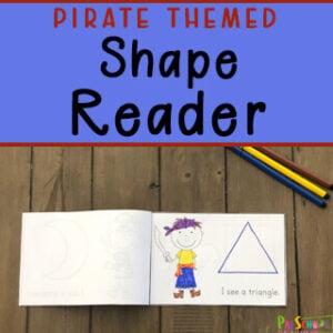 pirate theme for preschoolers