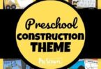 Learn all about digging, building, and construction with your preschooler using this Construction Preschool Theme! Your kids will love these engaging activities, printables, and crafts.
