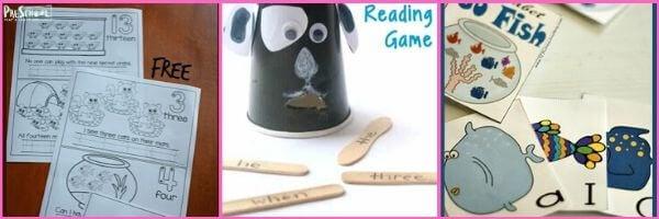preschool pet literary activities