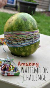watermelon challenge