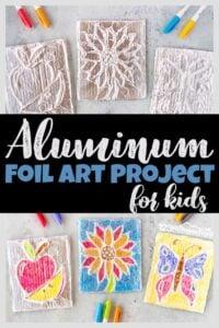 aluminum craft for kids