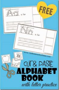cut and paste alphabet worksheets pdf
