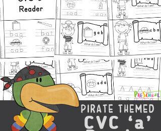 CVC Words Short a