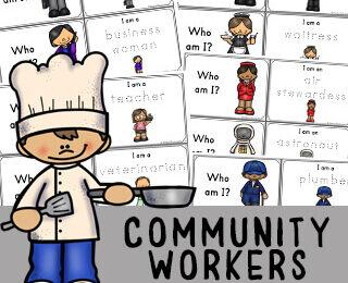 Community Helpers Preschool