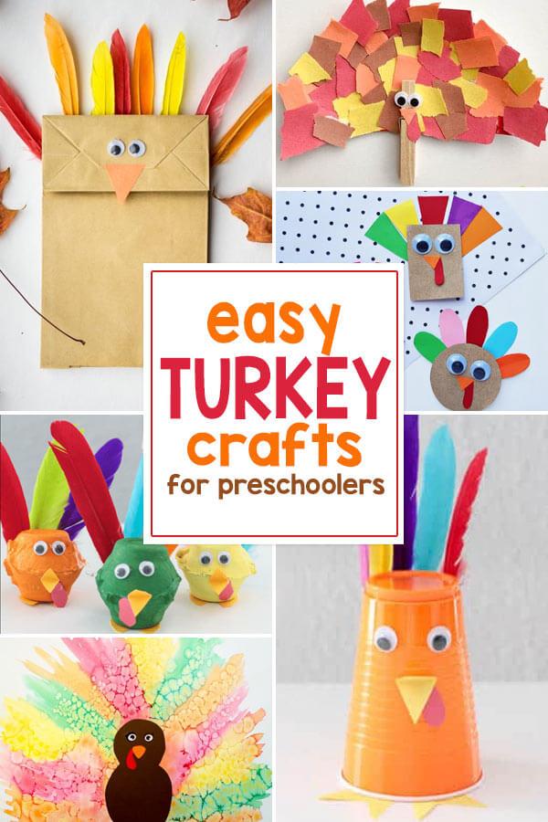 Fun Turkey Crafts